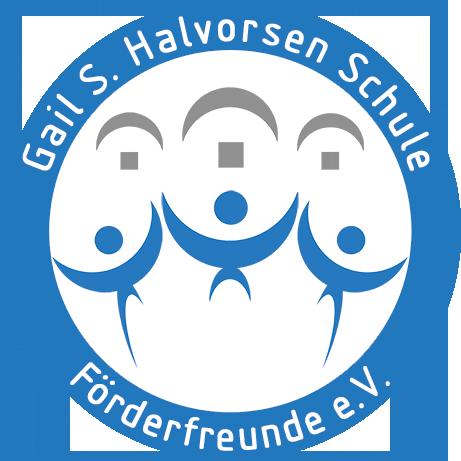 Logo der Förderfreunde Gail S. Halvorsen Schule e.V.