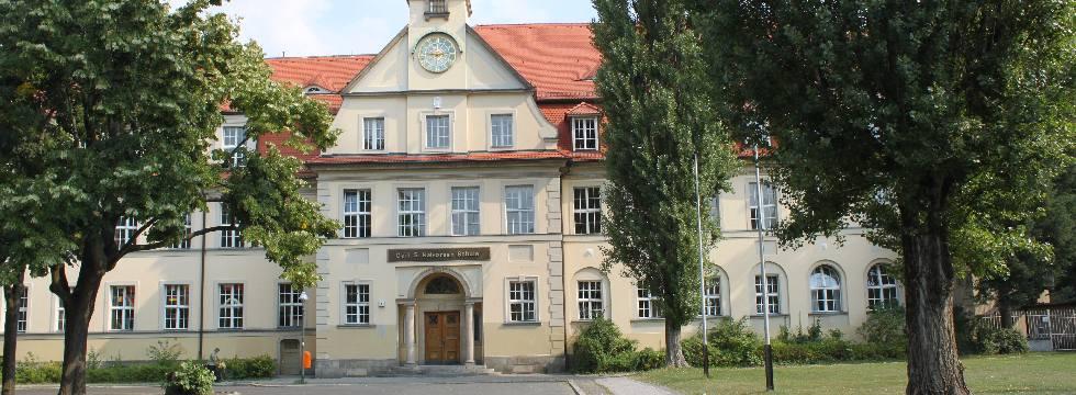 Gail S. Halvorsen Schule im Berliner Stadtteil Dahlem