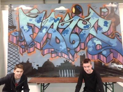 2015-02-08 Graffiti 1ter Platz Beitrag